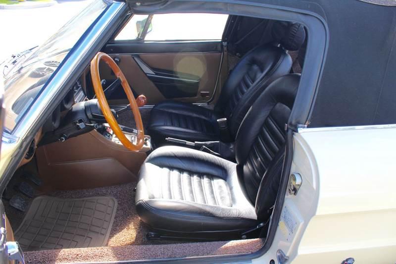1982 Alfa Romeo Spider Veloce 2dr Convertible - Sarasota FL