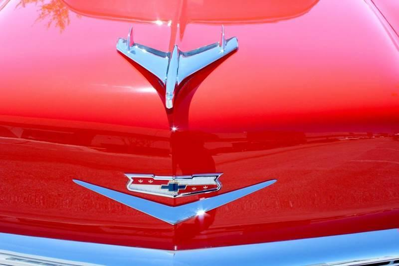 1956 Chevrolet 210 Factory AC - Sarasota FL
