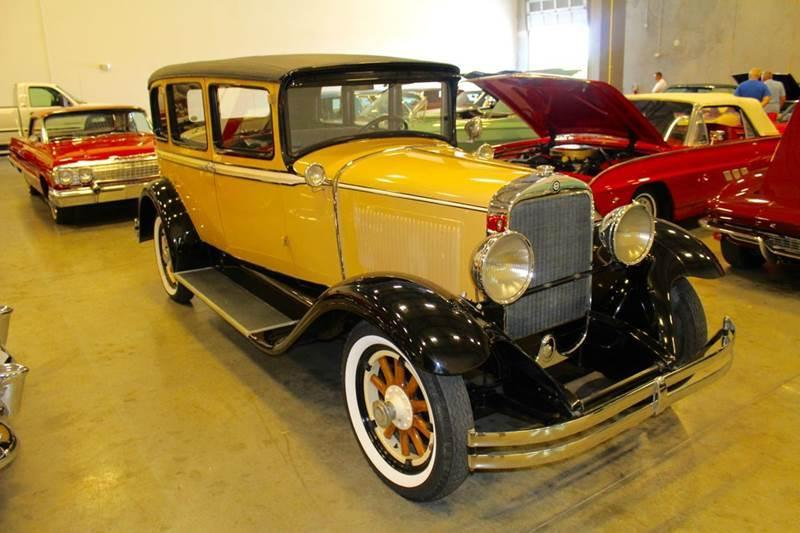 1929 Studebaker Commander In Sarasota Fl Classic Cars Of Sarasota