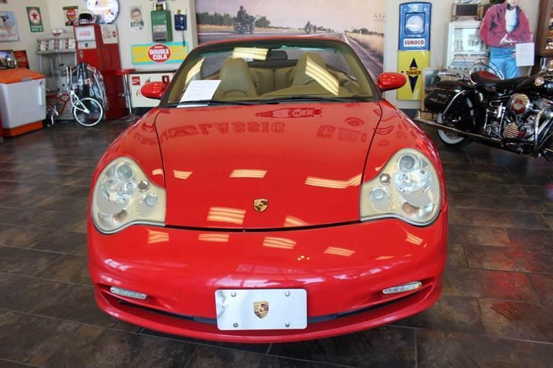 2004 Porsche 911 Carrera 2dr Cabriolet - Sarasota FL