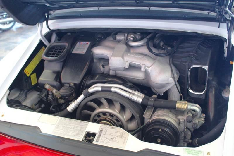 1998 Porsche 911 Carrera 2dr Convertible - Sarasota FL