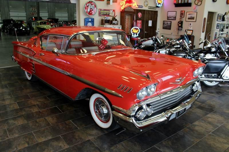 1958 Chevrolet Impala 348 Tri-Power - Sarasota FL