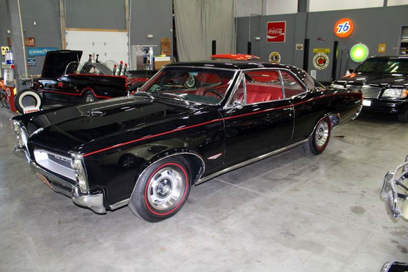 1966 Pontiac GTO Tri Power Fact AC 4 speed - Sarasota FL