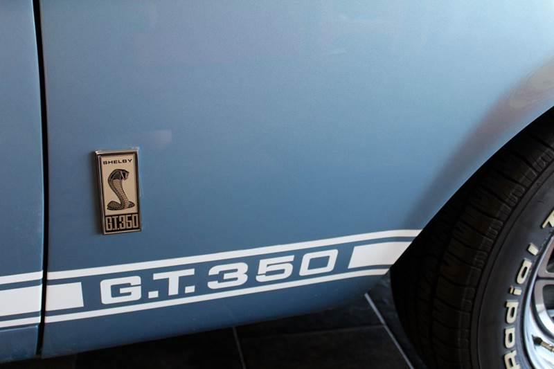 1967 Shelby Gt350  Gt350  - Sarasota FL