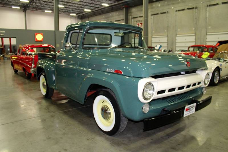 1957 Ford F-100 Short bed step side - Sarasota FL
