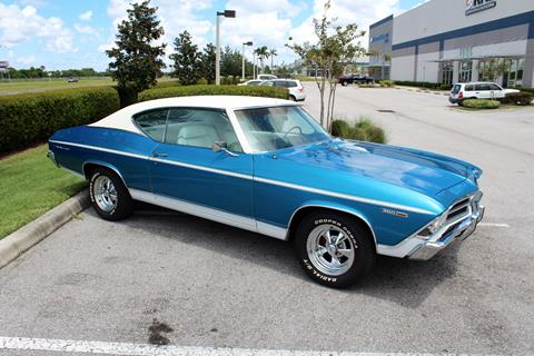 1969 Chevrolet Malibu for sale in Sarasota, FL