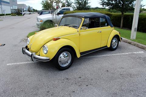 1971 Volkswagen Beetle for sale in Sarasota, FL
