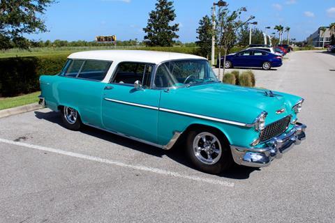 1955 Chevrolet Nomad For Sale in Sarasota, FL - Carsforsale.com