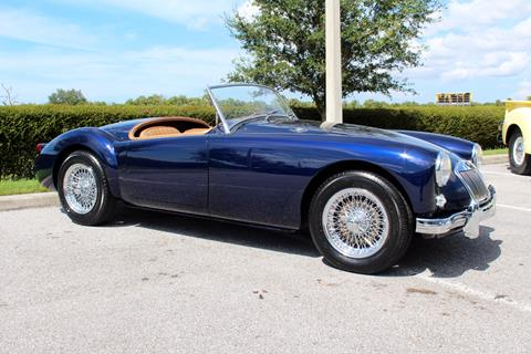 1958 MG MGA for sale in Sarasota, FL