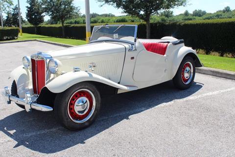 1952 MG TD for sale in Sarasota, FL