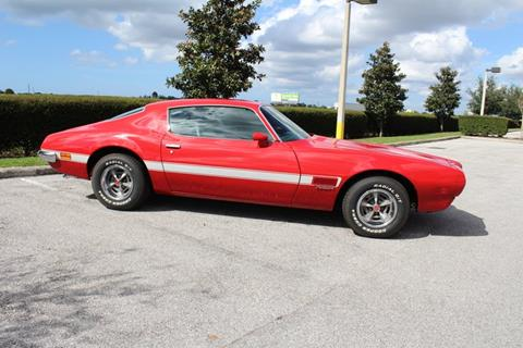 1971 Pontiac Firebird for sale in Sarasota, FL