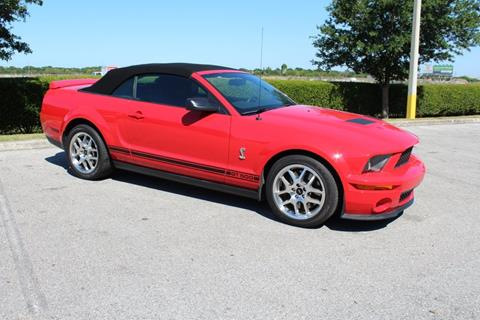 2008 Shelby GT500 for sale in Sarasota, FL