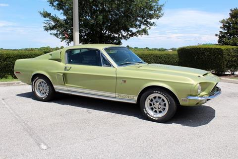 1968 Shelby GT500 for sale in Sarasota, FL