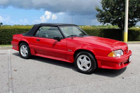 1992 Ford Mustang for sale in Sarasota, FL