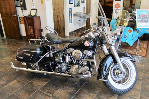 1957 Harley-Davidson FLH for sale in Sarasota, FL
