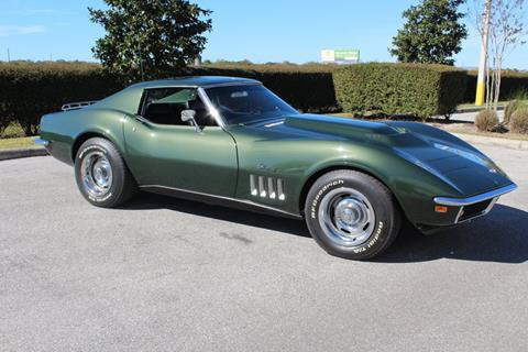 Corvette Stingray 1969 >> 1969 Chevrolet Corvette For Sale In Sarasota Fl