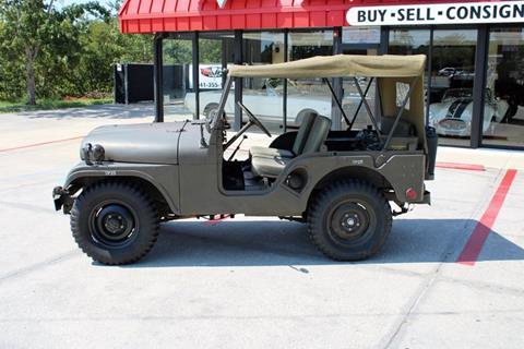 Willys Jeep For Sale >> 1953 Willys Jeep For Sale In Sarasota Fl