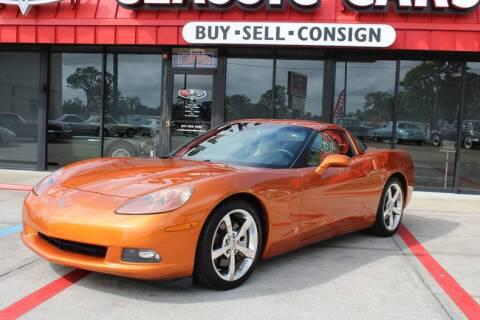 2008 Chevrolet Corvette for sale at Classic Cars of Sarasota in Sarasota FL