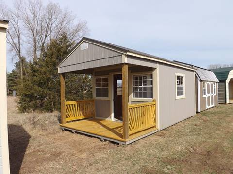 12 x 20 PAINTED UTILITY W / PLAY HOUSE PKG for sale at Extra Sharp Autos in Montello WI
