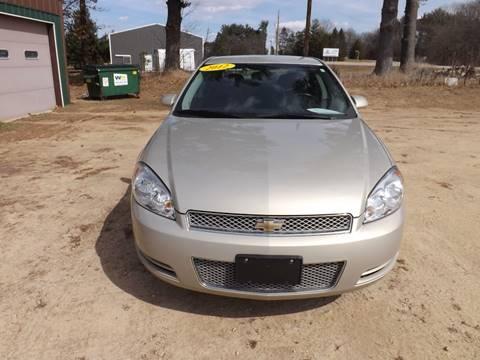 2012 Chevrolet Impala for sale in Montello, WI