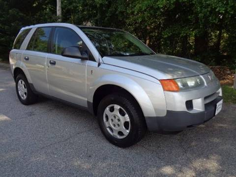 Windham Motors Florence >> Used 2003 Saturn Vue For Sale in South Carolina - Carsforsale.com