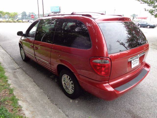 2002 Chrysler Town and Country Limited 4dr Extended Mini-Van - Florence SC