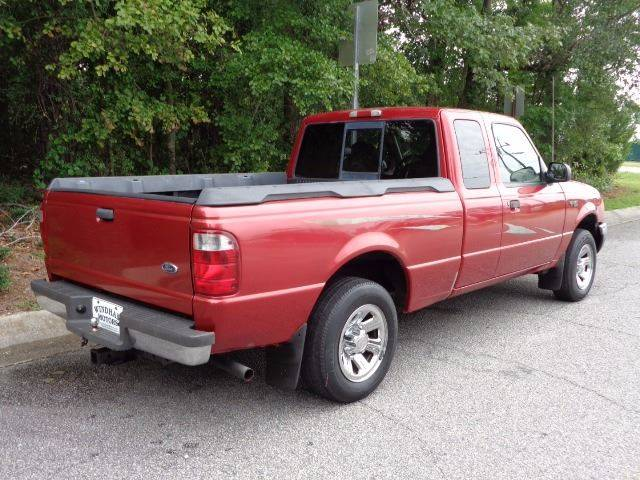2001 Ford Ranger 2dr SuperCab XLT 2WD Styleside SB - Florence SC
