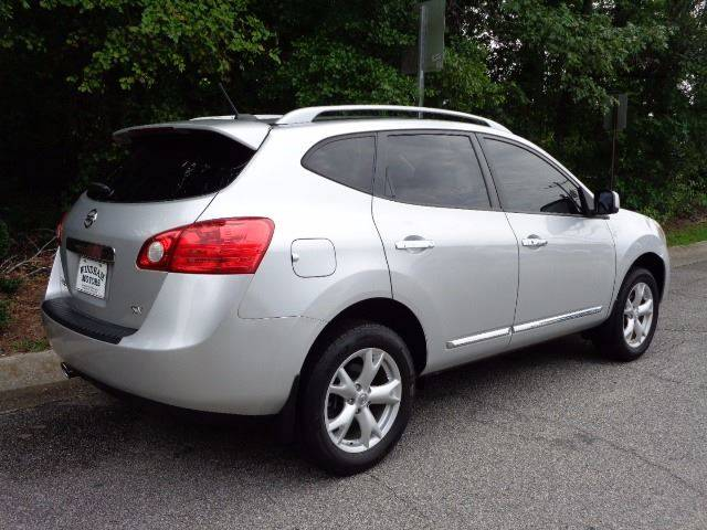 2011 Nissan Rogue S 4dr Crossover - Florence SC