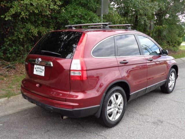 2010 Honda CR-V EX 4dr SUV - Florence SC