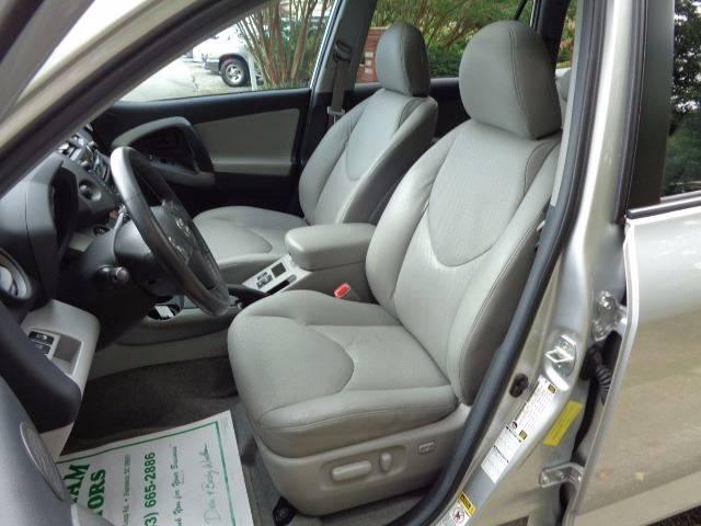2009 Toyota RAV4 4x4 Limited 4dr SUV V6 - Florence SC