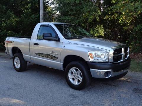 2007 Dodge Ram Pickup 1500 for sale in Florence, SC