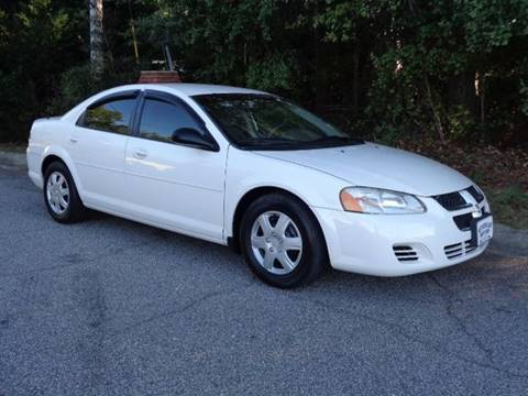 2005 Dodge Stratus for sale in Florence, SC