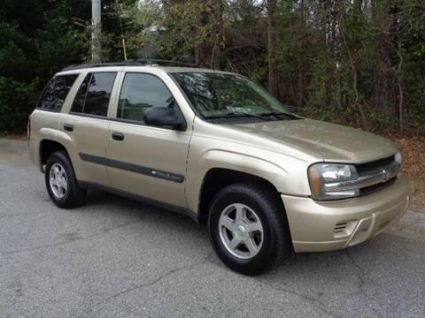 Windham Motors Florence >> 2004 Chevrolet TrailBlazer For Sale in South Carolina - Carsforsale.com