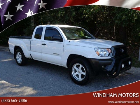 Windham Motors Florence >> Used Cars Florence Used Pickup Trucks Charleston Sc Columbia Sc