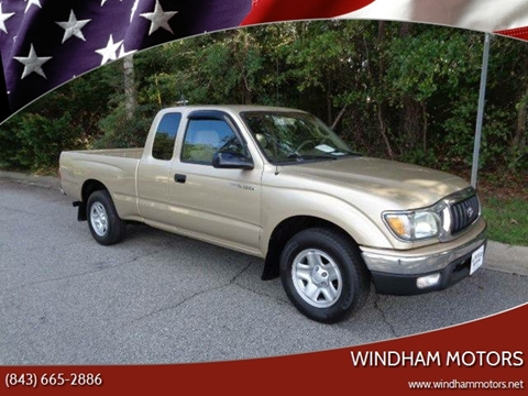 Good 2003 Toyota Tacoma For Sale In Florence, SC
