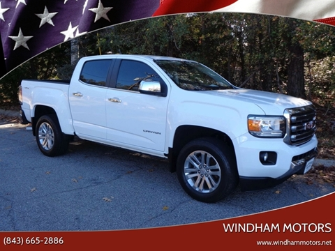 2016 GMC Canyon for sale in Florence, SC
