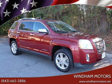 2011 GMC Terrain for sale in Florence, SC