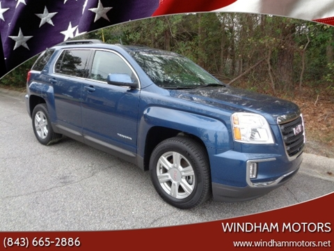 2016 GMC Terrain for sale in Florence, SC