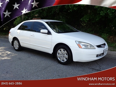 2003 Honda Accord for sale in Florence, SC