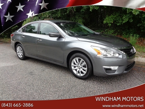 2015 Nissan Altima for sale in Florence, SC