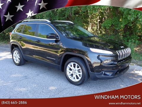 2015 Jeep Cherokee for sale in Florence, SC