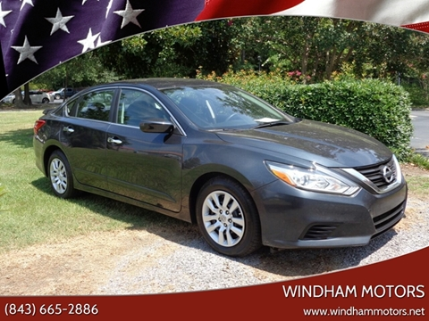 2016 Nissan Altima for sale in Florence, SC