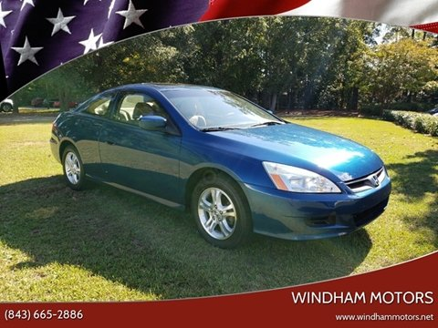 2006 Honda Accord for sale in Florence, SC