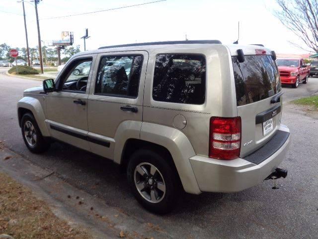 2008 Jeep Liberty 4x4 Sport 4dr SUV - Florence SC