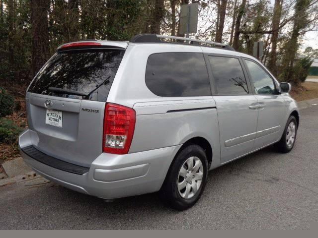 2008 Hyundai Entourage GLS Mini-Van 4dr - Florence SC