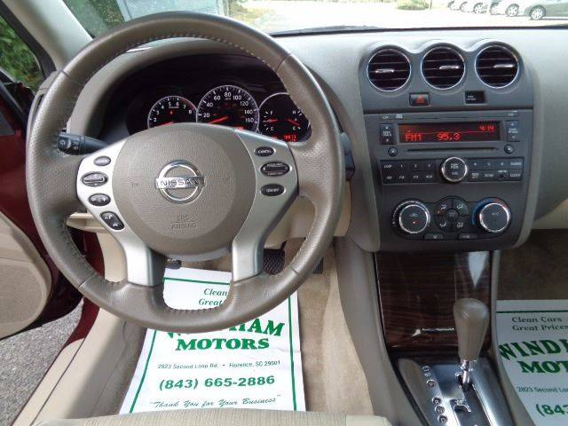 2012 Nissan Altima 2.5 S 4dr Sedan - Florence SC
