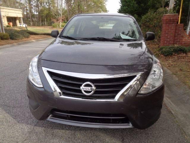 2015 Nissan Versa 1.6 S 4dr Sedan 4A - Florence SC