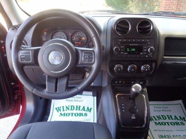 2014 Jeep Patriot Latitude 4dr SUV - Florence SC