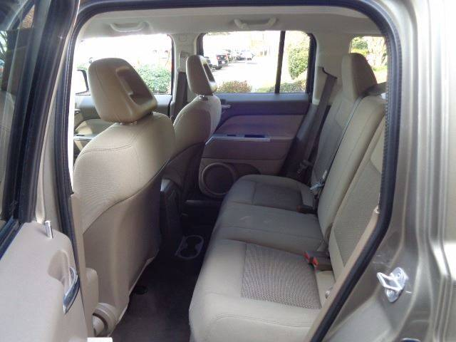 2008 Jeep Patriot 4x4 Sport 4dr SUV w/CJ1 Side Airbag Package - Florence SC