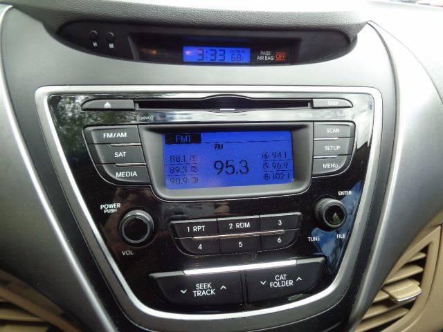 2013 Hyundai Elantra GLS 4dr Sedan - Florence SC